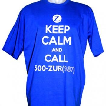 Kaos-Zurich-Biru