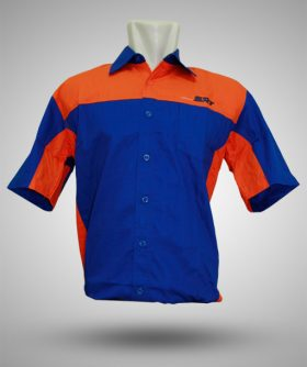 Kemeja-SRT-Orange-Biru-Belakang