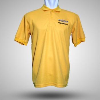 Polo-Shirt-Chevrolet