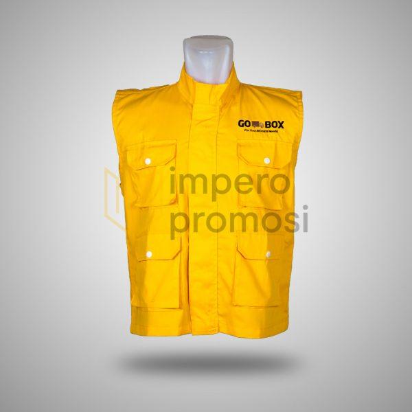 Rompi Go-Box Kuning